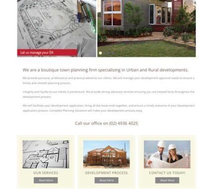 Complete-Planning-Solutions-website